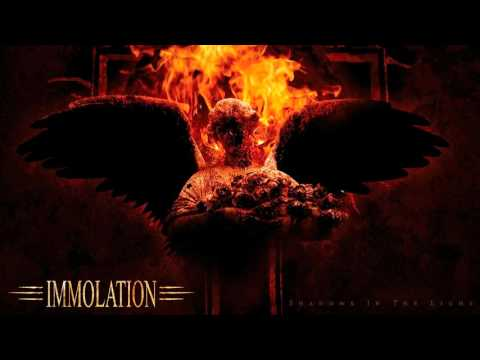 IMMOLATION Lying With Demons
