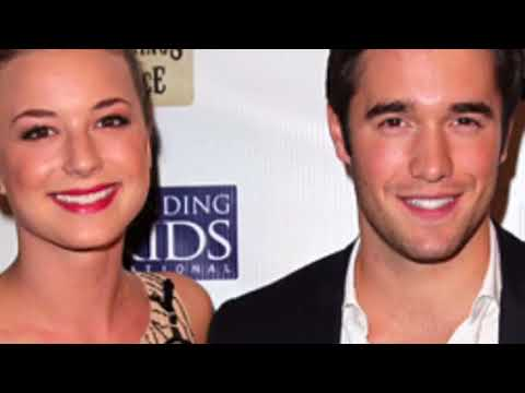 Emily Vancamp and Joshua Bowman A Revenge Love Story  Video