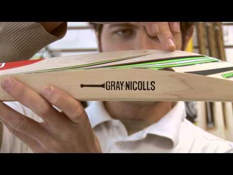Gray-Nicolls Powerbow Generation X LE Cricket Bat Review