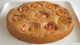 Шведский яблочный пирог. Ароматный, вкусный, красивый