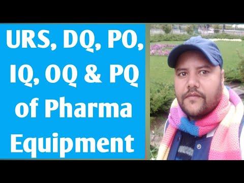 Qualification Of Pharmaceutical Equipment