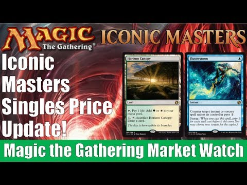 MTG Market Watch: Iconic Masters Singles Value Update!
