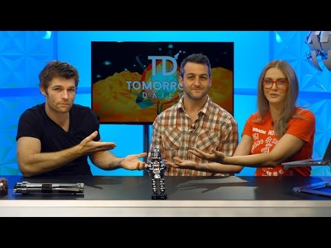 Actor Liam McIntyre discusses his tabletop game Monster Lab with Tomorrow Daily