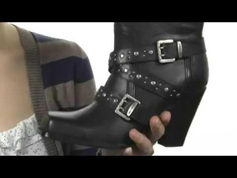bottes harley davidson femme obsession www shoemaniaq com youtube. Black Bedroom Furniture Sets. Home Design Ideas