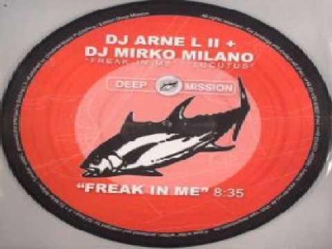 DJ Arne L II + DJ Mirko Milano - Freak In Me