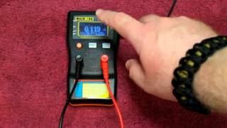 Episode 32   MESR100 Chinese ESR Meter and ESR measurement