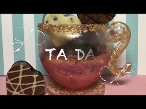 Sugar Bowl & Cup - Part 1 of 2