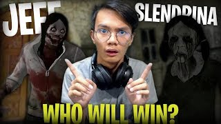 AWAY NANG MAG ASAWA | SLENDRINA VS JEFF THE KILLER - #FILIPINO