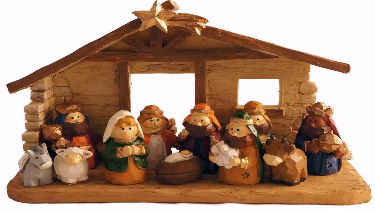 Home interiors nativity figurines