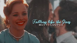 Multicouples || Falling like the stars ♥ (+bvchaves)
