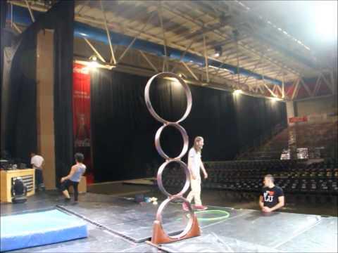 Kai Hou - Amazing Chinese Acrobat