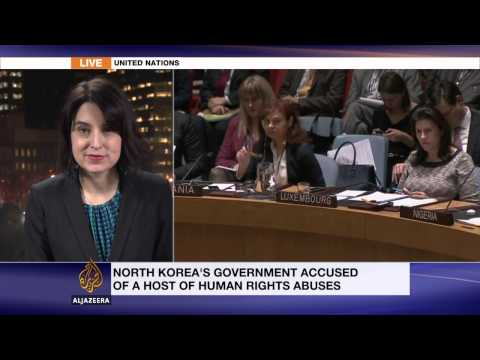 UN debates North Korea human rights abuses