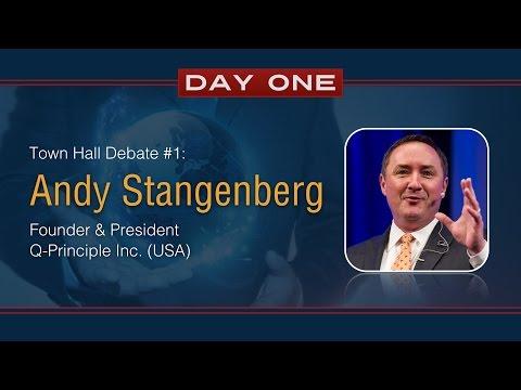 APGS2015 : Town Hall Debate (1) Andy Stangenberg