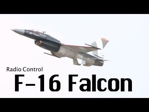 F-16 Falcon Radio Control Jet - UAE TOP JET 2012
