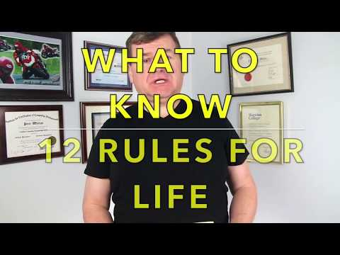"what-to-know-about-""12-rules-for-life:-an-antidote-to-chaos""-by-dr.-jordan-peterson"
