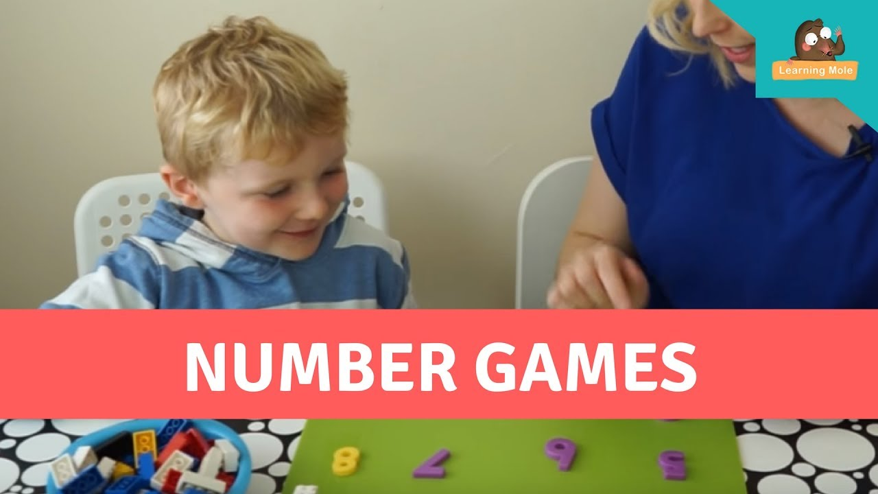 Lego Number Games Counting Games Counting Games For
