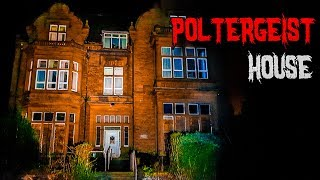There's An Evil Poltergeist HAUNTING This House - Real Paranormal Investigation