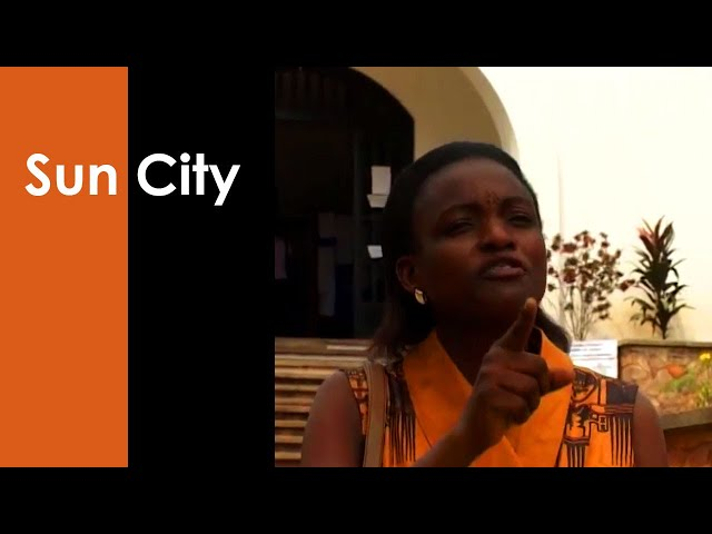 RETRO DAYS - Sun City - Nichola's Version  | TV SERIES GHANA