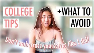 5 Actually Helpful Tips for College (even if its online) 📚