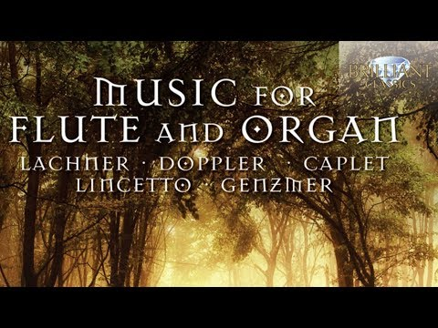 Classical Music for Flute and Organ Compilation