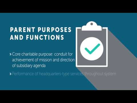 Managing the Parent/Subsidiary Relationship: A Checklist for the General Counsel