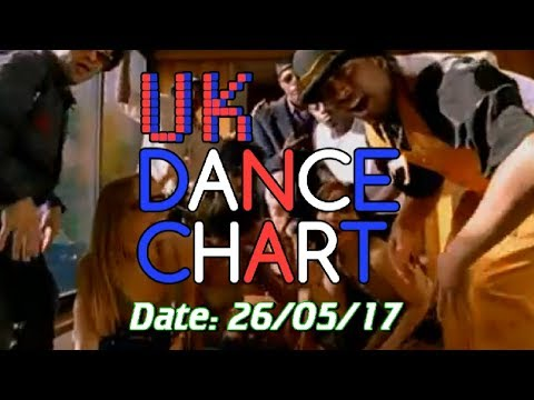 UK TOP 40 - DANCE SINGLES CHART + UK DANCE SHAZAM CHART (26/05/2017)