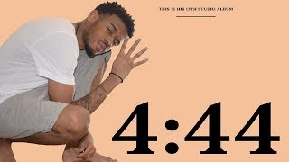 Jay Z - 4:44 ALBUM Review