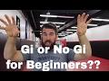 Should Beginners Focus on Gi or No GI BJJ (Is the GI Unrealistic)