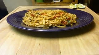 Thai Pasta Noodles