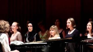 Viva la Vida - Großer Chor des MGM;  Sommerkonzert 2010