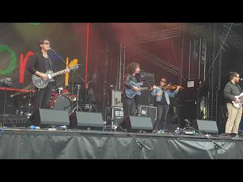 Kyle Falconer Kelly V&A opening Dundee Mp3