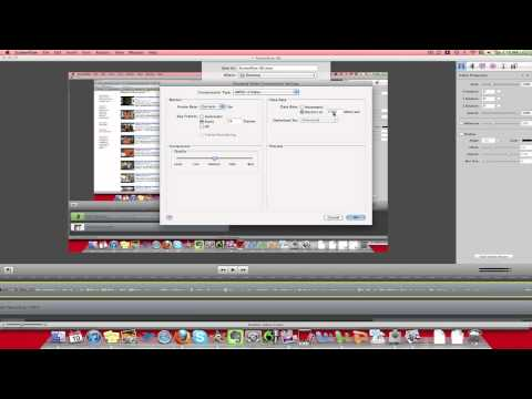 How To Save a Screenflow Movie in HD