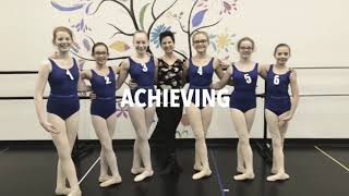 Ballet Performance Evaluations 2019 with the Royal Academy of Dance.