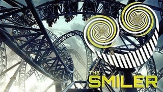 the smiler on ride pov alton towers new 2013 rollercoaster world first 14 looping ride