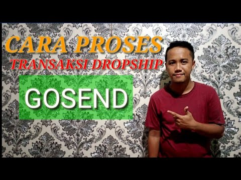 cara-proses-transaksi-dropship-menggunakan-gosend