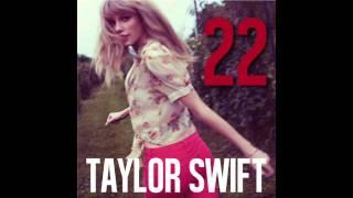 Taylor Swift - 22 Karaoke Cover Backing Track Acoustic Instrumental