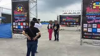 รายการโอ้โหไทยแลนด์ช่องไทยรัฐทีวี มาถ่ายทำรายการงานมีตติ้งแฟนคลับไอเอสภาพยนตร์