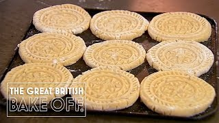 What is a funeral biscuit ? / The Great British Bake Off