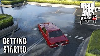 Where To Begin With Drifting In GTA 5 Online - A Full Guide & Tutorial With Blacksheep TV