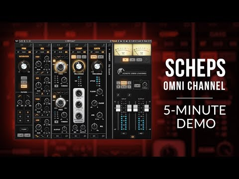 Scheps Omni Channel Strip Plugin – 5...
