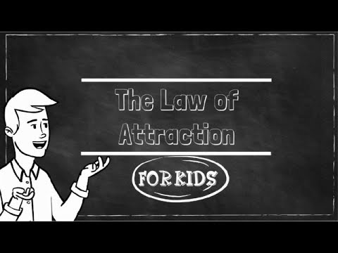 The Law of Attraction for Kids  YouTube