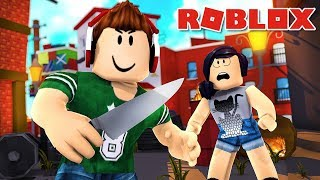 JUNIOR LIAR-ROBLOX WITH SUBSCRIBERS-JR AND MI