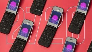 Đánh giá Nokia 2720 điện thoại gập 4G, 2 sim đáng mua
