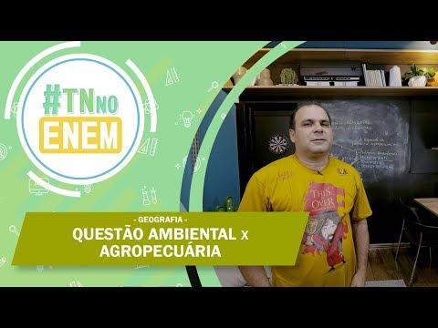 Questão Ambiental X Agropecuária