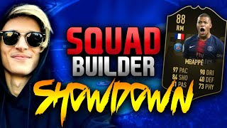SQUAD BUILDER SHOWDOWN! - MBAPPE IF