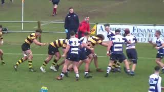 Wasps U18s vs Sale U18s Highlights