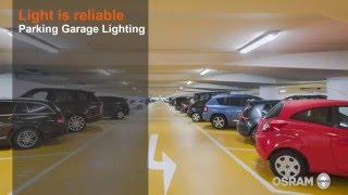 osram lighting for parking garage applications