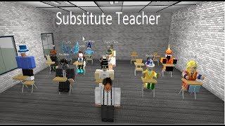 Insegnante sostituto ROBLOX Machinima
