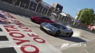 Forza Motorsport 5 — трасса Long Beach
