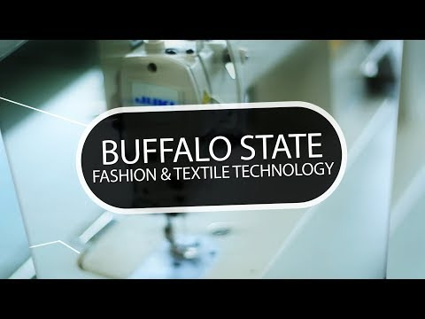 Fashion and Textile Technology at Buffalo State